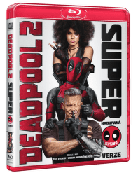 Deadpool 2 - Blu-ray film