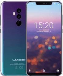 Umidigi  Z2 Dual SIM fialový
