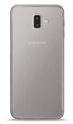 Puro Nude pouzdro Samsung Galaxy J6+, transparentní