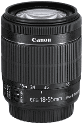 Canon EF-S 18-55mm f/3,5-5,6 IS STM