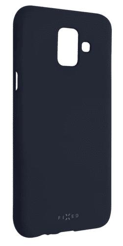 Fixed Story silikonové pouzdro kryt pro Samsung Galaxy A6, modrá