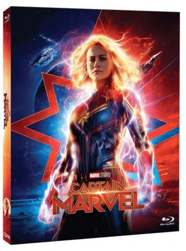 Captain Marvel Limitovaná sběratelská edice BD