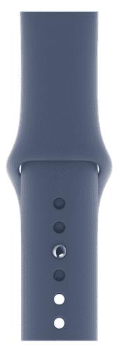 Apple Watch 40 mm sportovní řemínek S/M a M/L, seversky modrý
