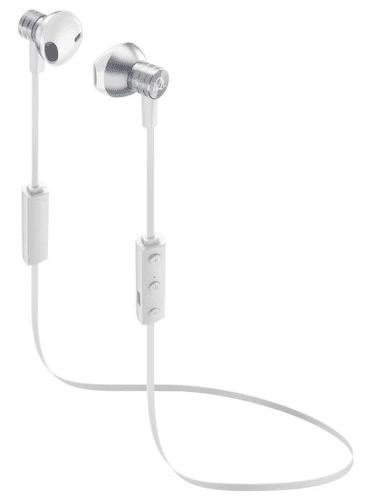 Cellularline Wild bezdrátová sluchátka, bílá