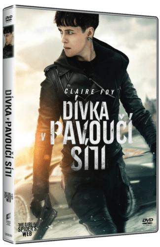 Dívka v pavoučí síti - DVD