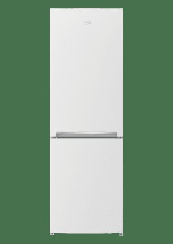 Beko RCSA330K20W bílá kombinovaná chladnička