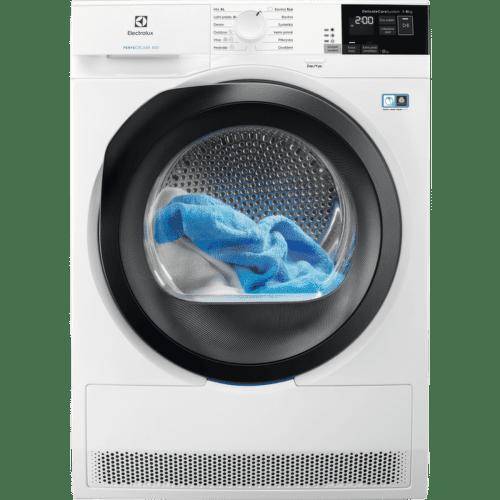Electrolux PerfectCare 800 EW8H458BC, bílá sušička prádla