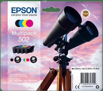 EPSON 502 CMYK