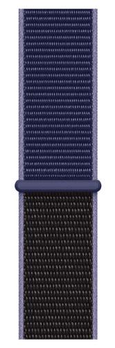 Apple Watch 44 mm sportovní provlékací řemínek, půlnočně modrý