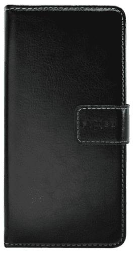 Fixed Opus knížkové pouzdro pro Huawei P Smart Pro 2019, černá