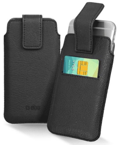 """SBS Pouch Card XL univerzální pouzdro 5"""", černá"""