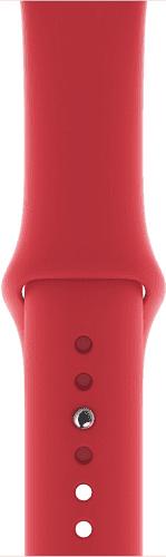 Apple Watch 44 mm sportovní řemínek, Product (RED)