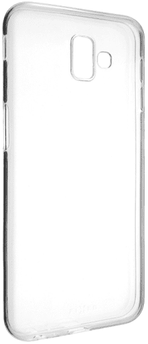 Fixed TPU pouzdro pro Samsung Galaxy J6+, transparentní