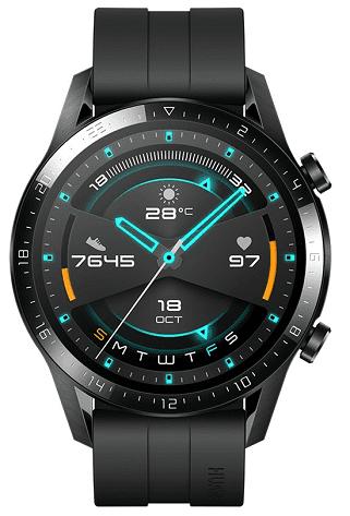Huawei Watch GT 2 46 mm černé