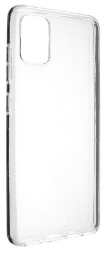 FIXED Skin pouzdro pro Samsung Galaxy A51, transparentní