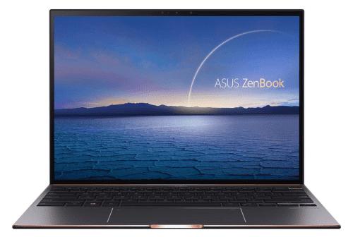 Asus ZenBook S UX393EA-HK005T černý