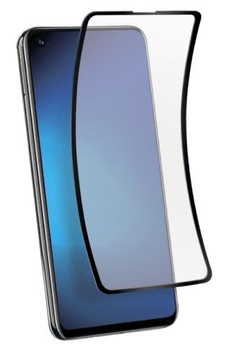 SBS Flexi ochranné sklo pro Huawei P30, černá