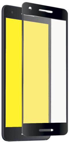 SBS Full Cover tvrzené sklo pro Nokia 2.1, černá