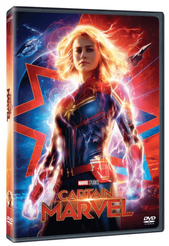Capitan Marvel DVD