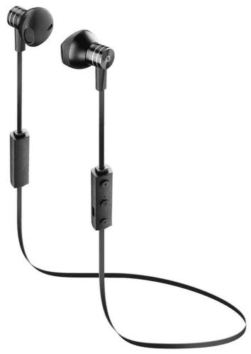 Cellularline Wild bezdrátová sluchátka, černá