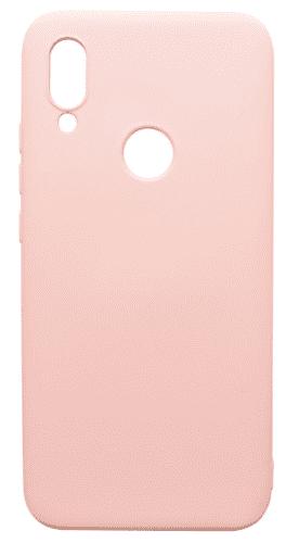 Mobilnet gumové pouzdro pro Xiaomi Redmi 7, růžová