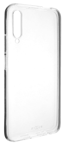 FIXED TPU pouzdro pro Huawei P Smart Pro 2019, transparentní