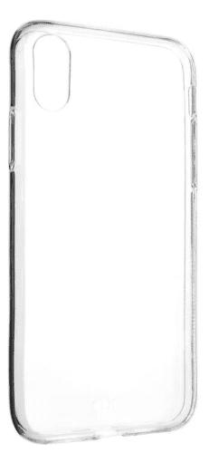 Fixed Skin pouzdro pro Apple iPhone Xs Max, transparentní