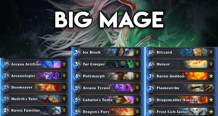 Big mage pack