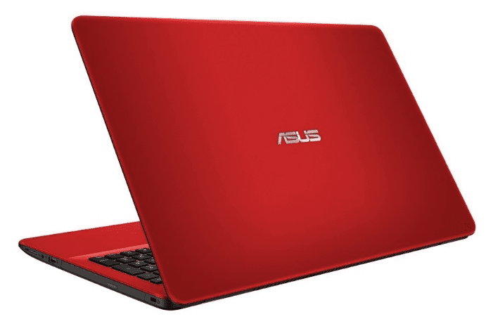 eb76f7f048 Asus VivoBook X542UF-DM013T červený notebook