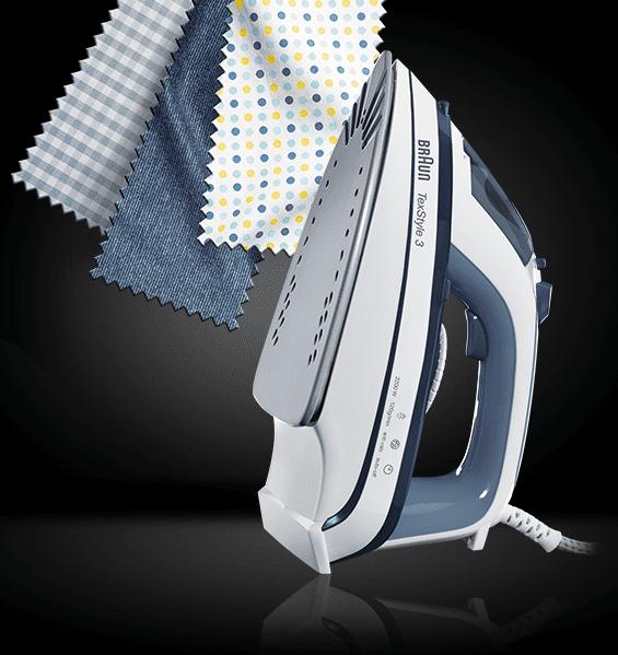 Braun TS375A - Napařovací žehlička