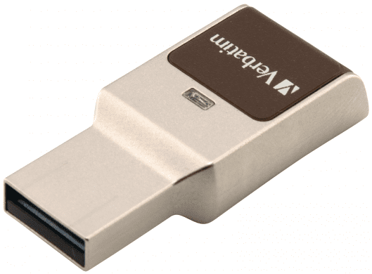Verbatim Fingerprint Secure 64GB USB 3.0