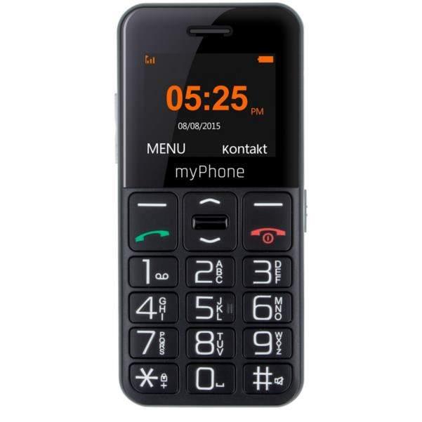 MyPhone EASY (černý)