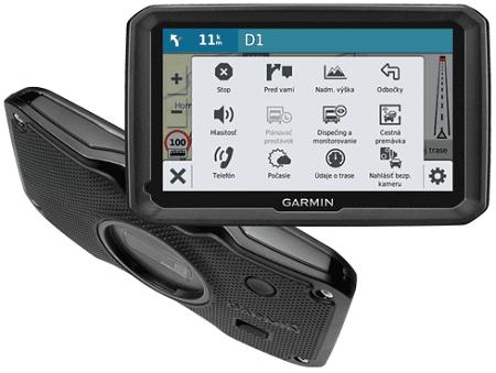 Garmin dezl 580T-D Lifetime Europe45