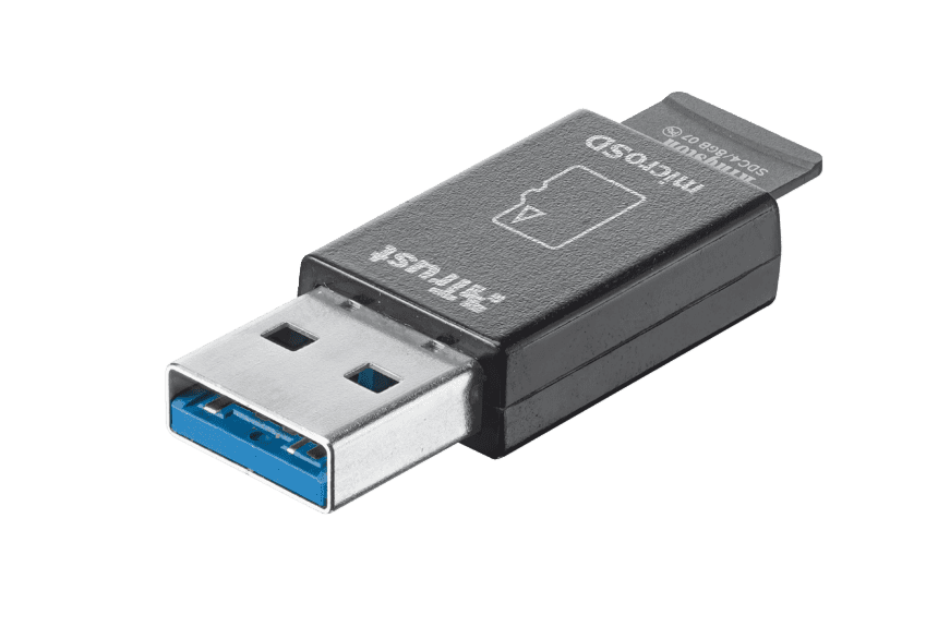 Trust 19978 High Speed Micro-SD Card Reader USB 3.0