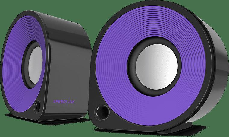 Speed Link Ellipse, SL-810000 (černo-fialová)