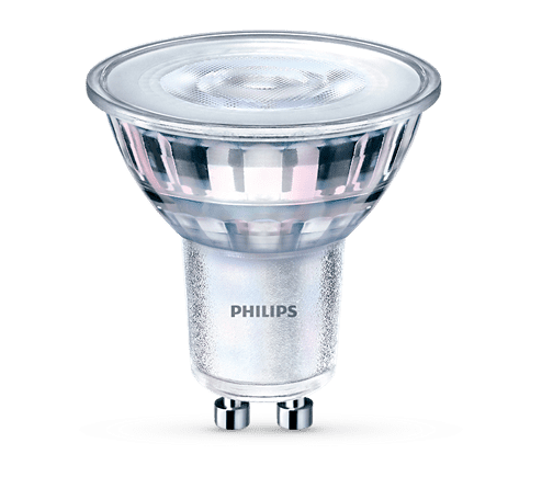 Philips Lighting 5,5W (50W) GU10 WGD 36D