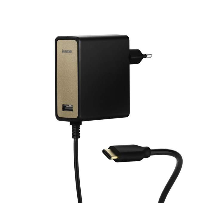 Hama 54184 5-20V/60W, USB-C napájecí zdroj
