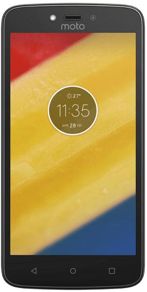 Lenovo Moto C Plus Dual SIM 1GB/16GB černý
