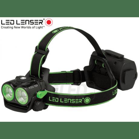 LED LENSER XEO 19R GRN, LED čelovka_1