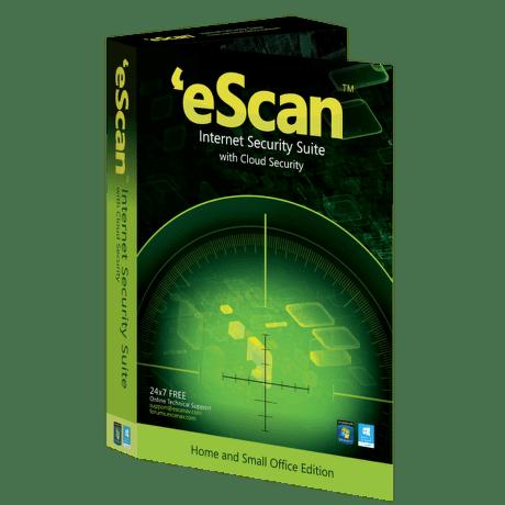 ESCAN ISS90D, Antivir. software