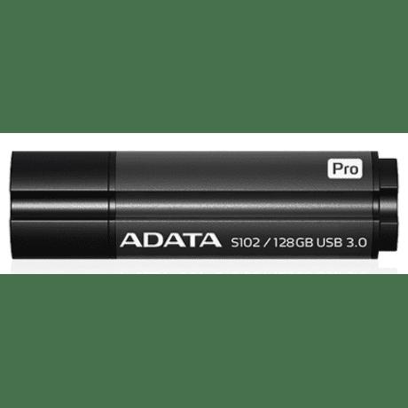A-DATA S102 128GB USB 3.0 šedý
