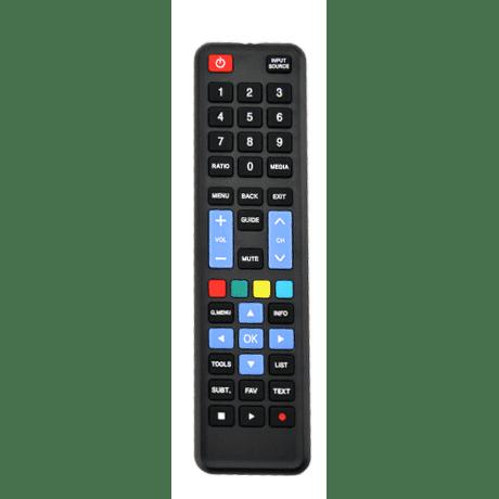 NEOS Easy TV, Diaľkový ovládač