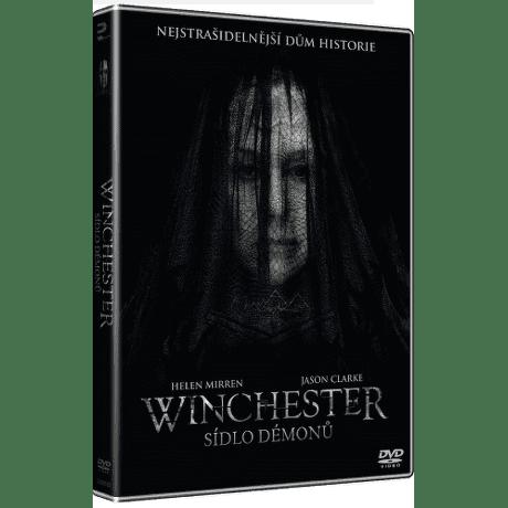 Winchester: Sídlo démonů - DVD film