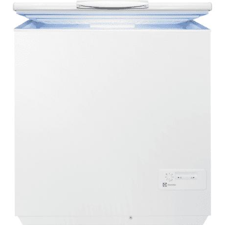 Elektrolux EC2200AOW2, bílá truhlicová mraznička