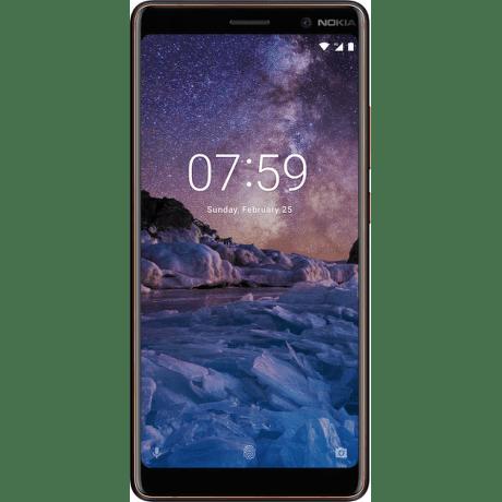 Nokia 7 Plus Dual SIM černý