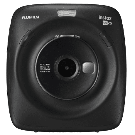 Fujifilm Instax Square SQ20 černý