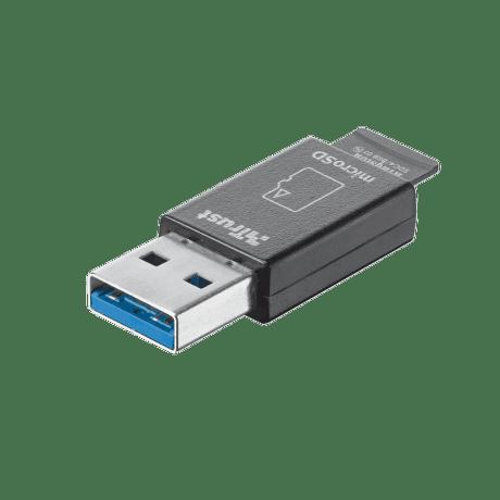 TRUST 19978 High Speed Micro-SD Card Reader USB 3.0
