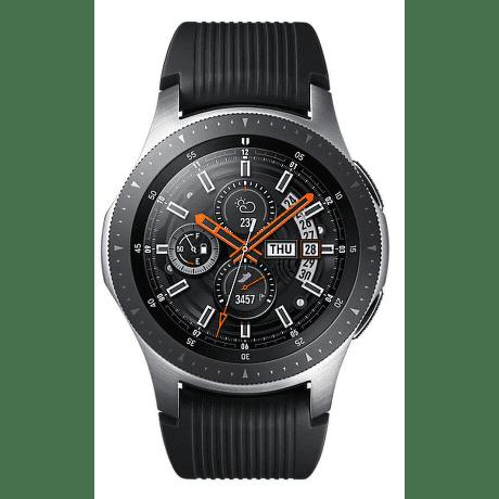 Samsung Galaxy Watch 46mm, stříbrné
