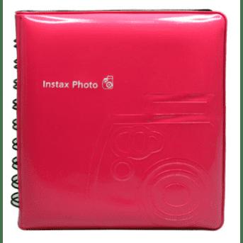 Fujifilm Instax Mini album, růžová