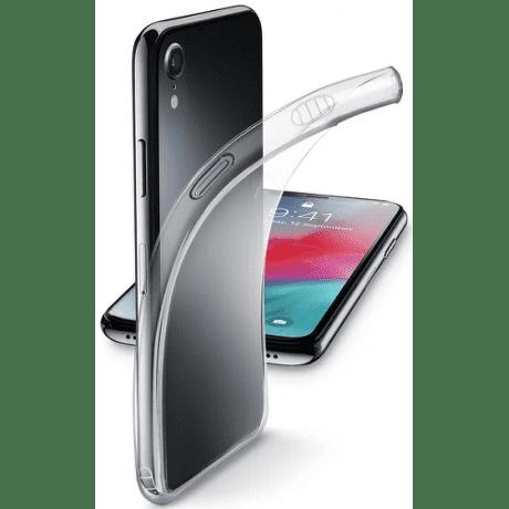 CellularLine Fine pouzdro pro Apple iPhone Xr, transparentní